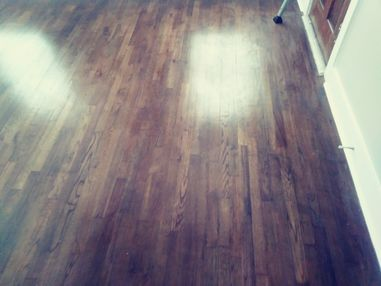 Before & After Hardwood Floor Cleaning in Texas (1)
