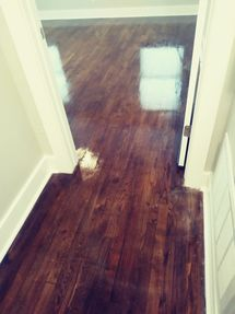 Before & After Hardwood Floor Cleaning in Texas (4)