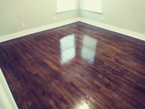 Before & After Hardwood Floor Cleaning in Texas (5)