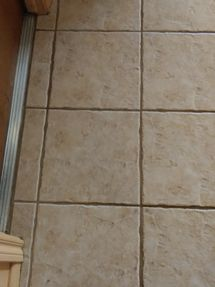 Before & After Tile & Grout Cleaning in Giddings, TX (2)
