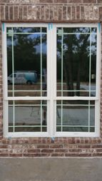 Before & After New Construction Window Cleaning near Elgin, TX (4)