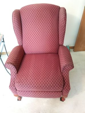 Before & After Upholstery Cleaning in Elgin, TX (2)