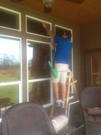 Window Cleaning by Clean Pro