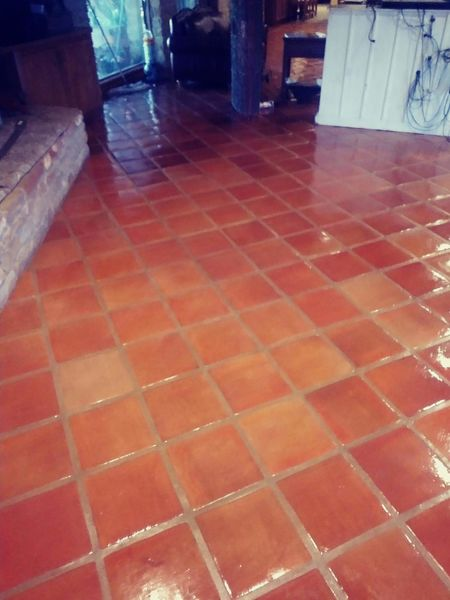 Before & After Tile Cleaning, Elgin TX. (9)