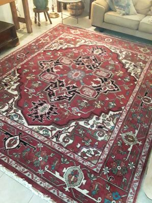 Oriental Rug Cleaning in Hutto, TX (4)