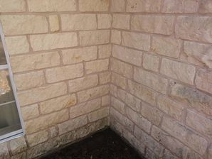 Before & After Concrete Wall in Elgin, TX (4)