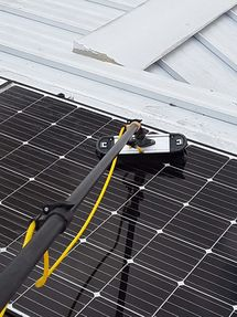 Solar Panel Cleaning in Elgin, TX (4)