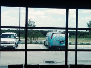 Window Cleaning for Grand Opening in Manor, TX (5)