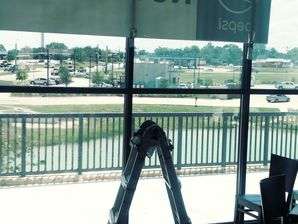 Window Cleaning for Grand Opening in Manor, TX (6)